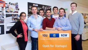 Accelerator-FrühstückYOU IS NOW Lab, ImmobilienScout24