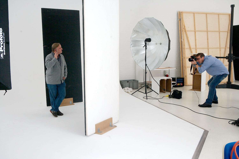 Making of: Axel Prahl für LG