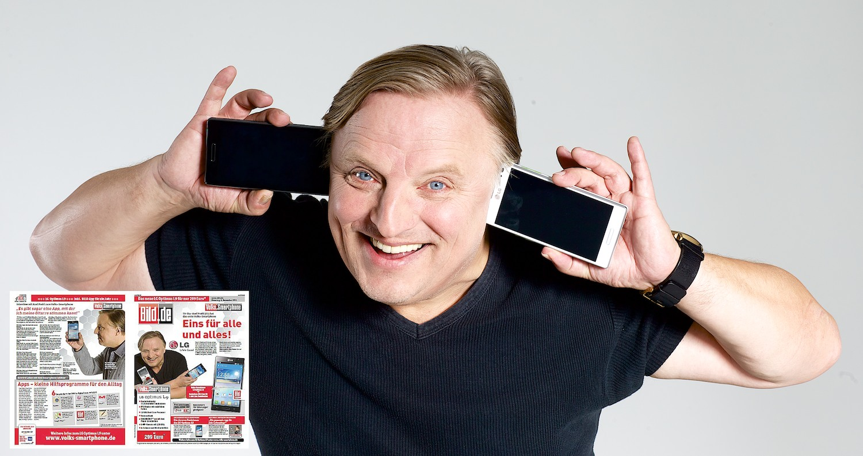 LG Axel-Prahl Smartphone