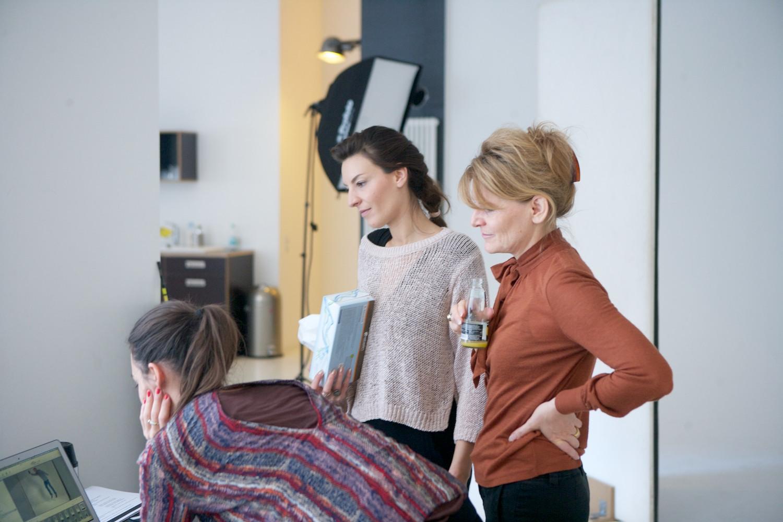 Making of: Im Studio mit Axel Prahl