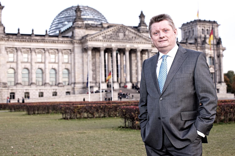 Hermann Groehe; CDU-Generalsekretaer