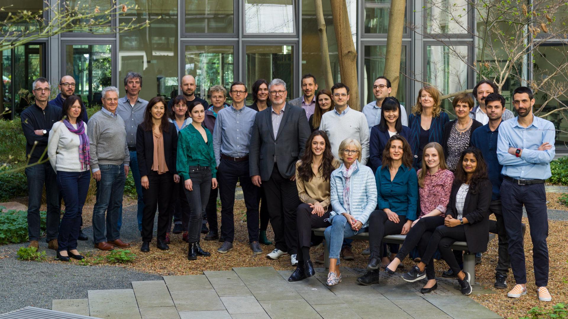 Gruppenfoto KEC Architekten